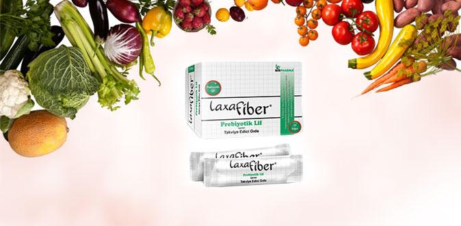 Birpharma, Laxafiber, prebiyotik lif takviye edici gıda, kabızlık